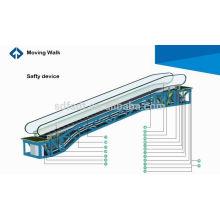 Moviendo los paseos / mudanza de la acera / mudanza pavementof tecnología de Japón (FJR5000)