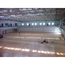 Indoor/Outdoor PVC Sports Floor for Basketball Wooden Pattern
