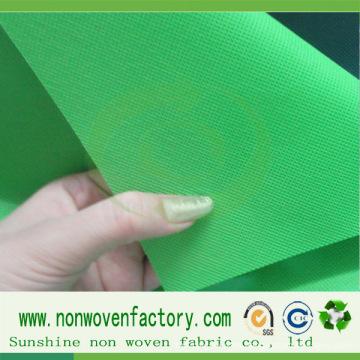 Sunshine Factory ofrece tela no tejida PP