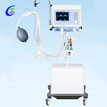 Medizinisches invasives Beatmungsgerät Intensivbeatmungsgerät mit Kompressor