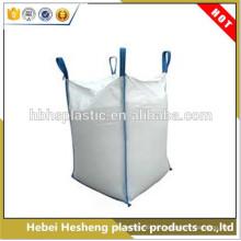 China Saco enorme tecido PP para embalar o saco grande tecido PP do polipropileno de 1 tonelada / saco enorme