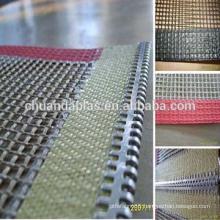 Teflon Mesh Conveyor Belt For Garment fusing presses