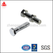 stainless steel AISI 316 bolt