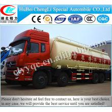 Camión del transporte del polvo de DongFeng 35CBM para la venta