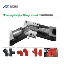 Moule de raccord de tuyau de coude de pp avec 1 cavité