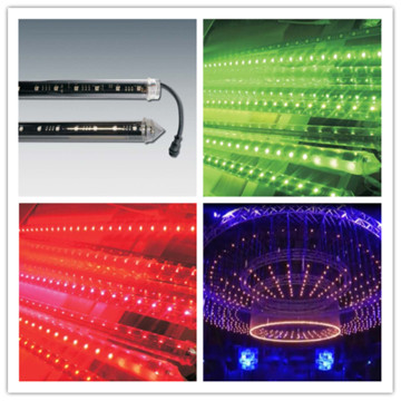 클럽을위한 Madrix LED Meteor Tube 3D 효과