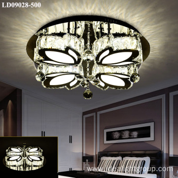 crystal led lighting modern decorative chandelier lamps