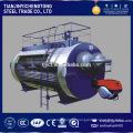 horizontal high pressure steam boiler oil & gas fire boiler