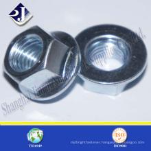 High Tensile Stainless Steel Hex Flange Nut
