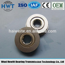 W208KRRB6 agricultural bearing,hexagonal hole bearing,non-standard bearing