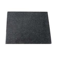placa quadrada / retangular de granito com polimento