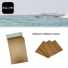 Melors Rutschfeste Pads Synthetic Deck Yacht Teak