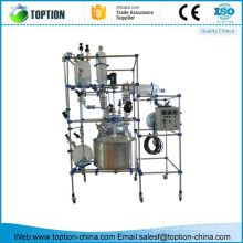TST-250MS 250L single layer high pressure reactor vessel