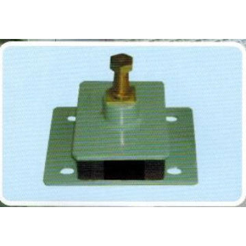 Ascenseur Traction Machine amortissement Pad