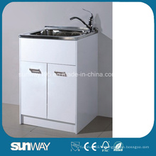 Acier inoxydable Laundry Tub Hot Sale Sanitary Ware Acier inoxydable Laundry