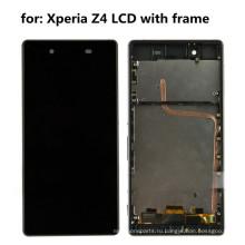 Сотовый телефон с ЖК-дисплеем для Sony Xperia Z4 с сенсорным экраном