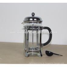 Hohe Qualität Pyrex Französisch Presse Kaffee Plunger Becher