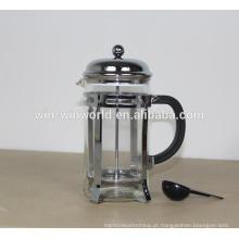 Caneca de alta qualidade Pyrex French Press Coffee Plunger