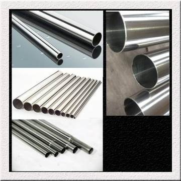 Hot Selling! ! ! 201/202/301/304 Ba Finish Decorative Perforated Stainless Steel Tube