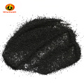 Черный твердость корунда 8.5 оксид алюминия гранулы