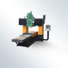 Horizontal cnc milling lathe machine tools