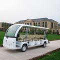 6-12 lugares de turismo carro elétrico carro turístico com porta