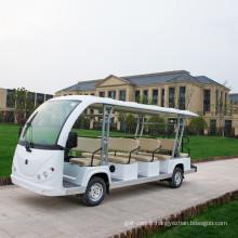 6-12 sièges tourisme voiture électrique voiture touristique avec porte