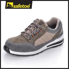 Серая защитная обувь типа Sport Style Safety Shoes для работника L-7271