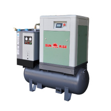 LZY10A-8 Integrated Screw Compressor