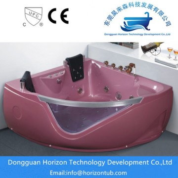 Acrylic massage bath tubs