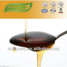 Reiner schwarzer Honig