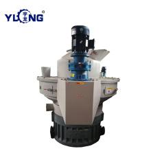 Máquina para fabricação de resíduos de biomassa