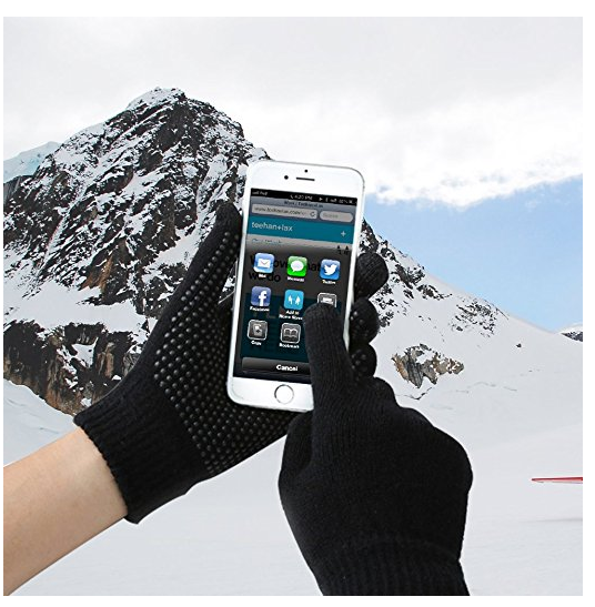 Touch Screen Electrical Shock Gloves
