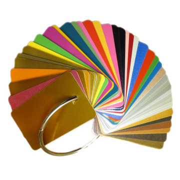 Epoxy and Polyester Powder Paints Available in full colors