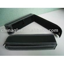PU leather pen case