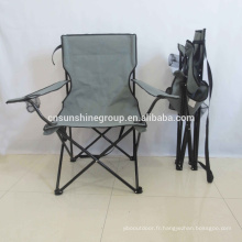 Chaises pliantes en métal à vendre