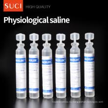 Одобренный CE 0.9% НС 15мл независимых упаковки физиологические Физраствора