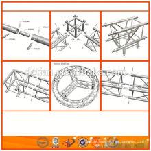iluminando o sistema de alumínio do treliça para o suporte de exposição do truss e o outro fabricante do uso