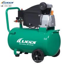 2.5HP 220V small portable direct driven piston electric air compressors for sale