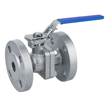 2pc 4 6  inch  fixed  Manual flange ball valve