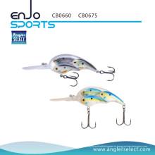Выбор рыболовных снастей рыболовных снастей рыболовных крючков с крючками BKK Treble (CB0660)