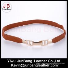 Moda Ladies Elastic Waist PU Leather Woman Belt