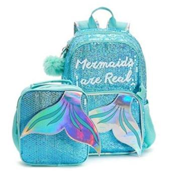 MERMAID2  SEQUIN BACKPACK-0
