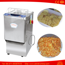 Potato Cutting Vegetable Slicer Carrot Radish Cutter Machine
