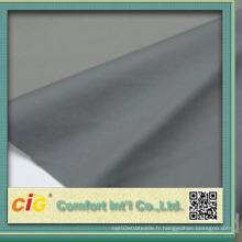 Design de haute qualité et classique de tissus en cuir PU pour le canapé et le siège d'auto