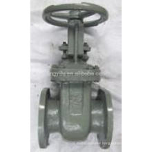 Russia Gost wedge stem gate valve rising stem and alloy steel flanged apply to oil and gas.water