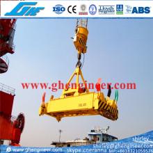 Epandeur à conteneur auto-guide hydraulique 20FT