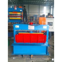 Panel automático de arqueamiento formando la máquina