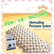 Medical air mattress anti decubitus skin care machine