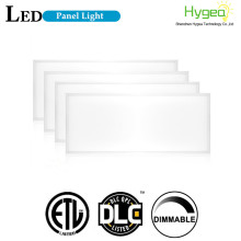 Lámpara de panel plano Ultra Thin de 2 pies x 4 pies 60 vatios LED Troffer
